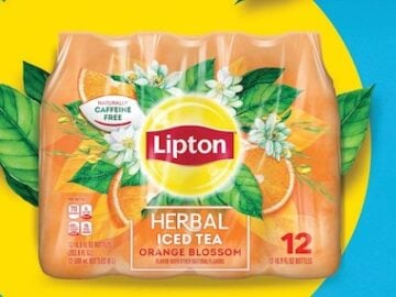 Lipton Summer of Tea Sweepstakes (Limited States)