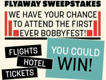 Bobby Bones Show's Flyaway Sweepstakes