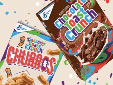 Cinnamon Toast Crunch Cinnamojistics Sweepstakes (Ages 13-18)