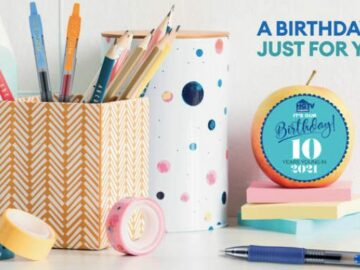HGTV Pilot Back to School Sweepstakes
