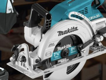 Makita Cordless Circular Saw Kit Giveaway