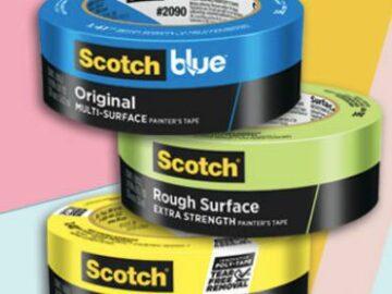 HGTV Scotch Painter's Tape Celebration Sweepstakes
