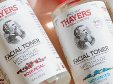Skincare.com Thayers Back to School Giveaway