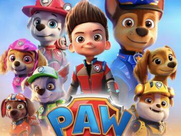 Crunch Pak x Paw Patrol Movie Sweepstakes