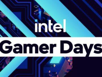 Intel Gamer Days 2021 Custom Painted Laptop Sweepstakes