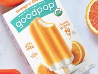 GoodPop Creamsicle Day Giveaway