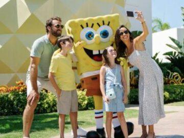 Nickelodeon Riviera Maya Grand Opening Sweepstakes