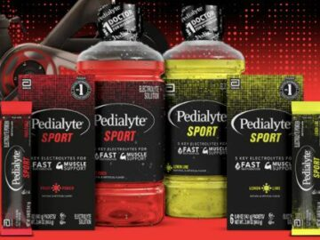 Pedialyte Strive For Five Sweepstakes
