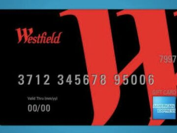 Westfield $5,000 Back to School Sweepstakes (Limited States)