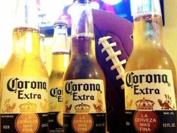 Corona Football 2021 Sweepstakes