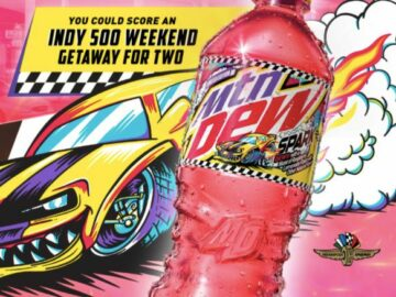 """Mtn Dew """"Revvved Up Race to the Top"""" at Speedway Sweepstakes (Free Codes)"""