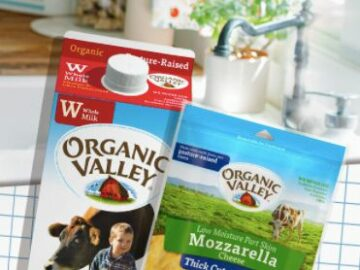 Organic Valley We Got Your Back to School Sweepstakes