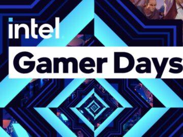 Intel Gamer Days 2021 Sweepstakes