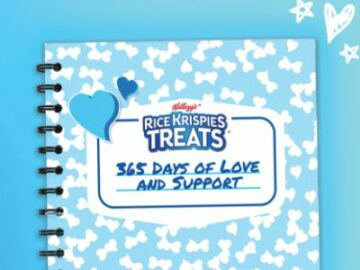 Rice Krispies Treats 365 Days of Love and Support Sweepstakes