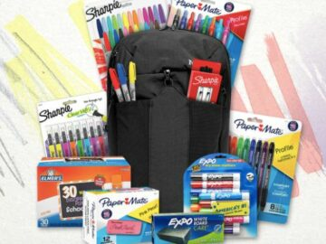 Newell Back to School Sweepstakes (Facebook)