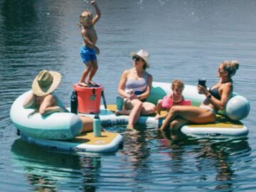 Bote Dock Hangout Labor Day Giveaway