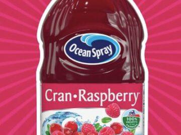 Ocean Spray Summer Refresh Sweepstakes
