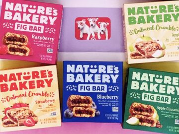 Nature's Bakery Snacks + $100 Target Gift Card Sweepstakes