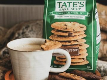 Back to School with Tate's Cookies Sweepstakes