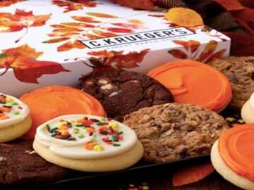 C.Krueger's Fall is Back Giveaway