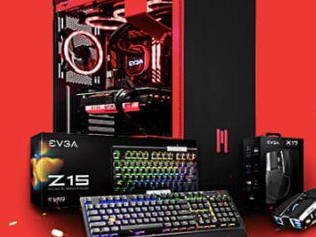 META Custom Gaming PC Giveaway
