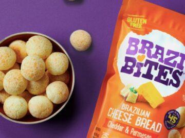 Brazi Bites' Hunt For The Big Cheese Contest