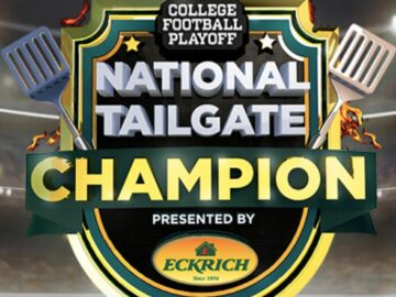 Eckrich National Tailgate Champion Sweepstakes (Facebook / Instagram)