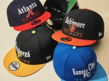 New Era Cap Collection Sweepstakes