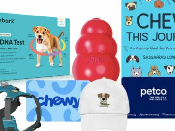 Embark's Welcome Home Giveaway