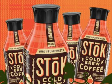 SToK Pumpkin Cold Brew Sweepstakes