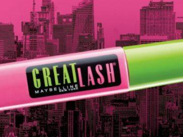 Maybelline Great Lash Looks Sweepstakes