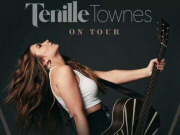 Sony Music Tenille Townes Tour Sweepstakes
