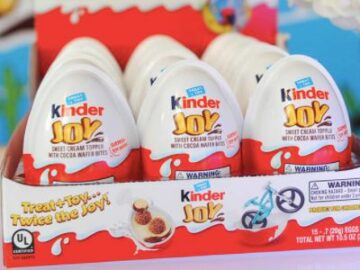 """Kinder Joy Barbie """"You Can Be Anything"""" Sweepstakes"""