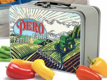 Pero Family Farms Food Smarter Snacking Sweepstakes
