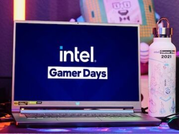 Intel 2021 Gamer Days 12 Day Giveaway (Twitter)
