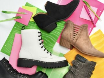 Shoe Sensation Back to School Sweepstakes