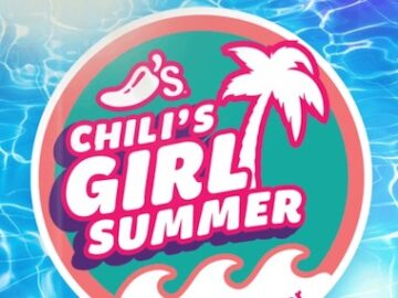Chili's Girl Summer Sweepstakes