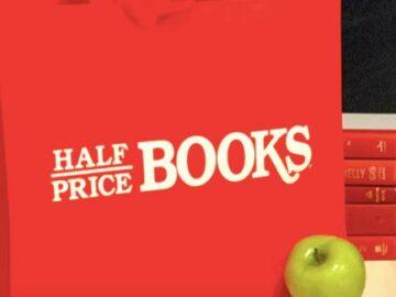 Half Price Books Dorm Decor Giveaway