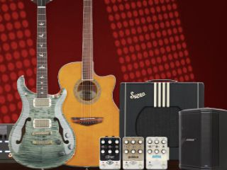 Sweetwater Sound $10,000 Guitar Month Giveaway