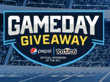 Pepsico Homegating Sweepstakes (Limited States)