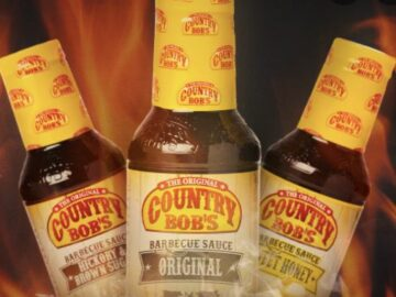 Country Bob's Fill Your Grill Sweepstakes
