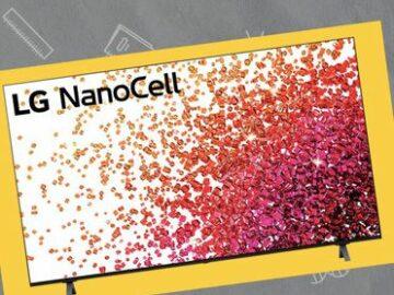LG NanoCell Sweepstakes