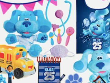 Blue's Clues & You 25th Anniversary Sweepstakes
