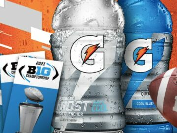 """Gatorade """"Sweat Big. Win Big."""" Instant Win Game & Sweepstakes (Limited States)"""