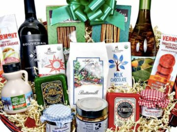 Cheese & Wine Traders Loves Vermont Giveaway