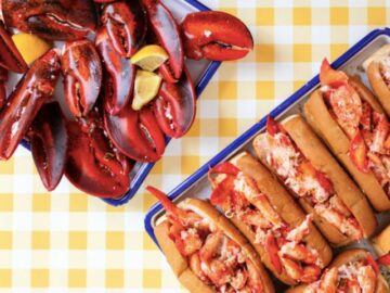 Luke's National Lobster Day Giveaway