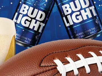 Bud Light Ultimate Football Tailgate Sweepstakes