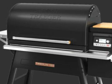 BBQ Guys Traeger Giveaway