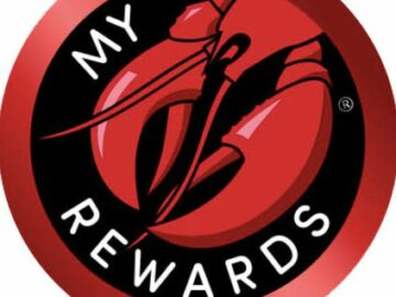Red Lobster Rewards 1 Million Points Sweepstakes
