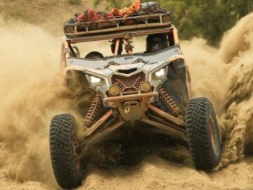 Can-Am Win a Weekend at Glamis Contest